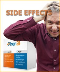 Phen24 Side Effects